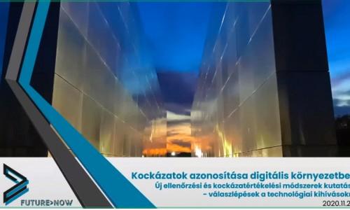 Kockázatok azonosítása digitális környezetben