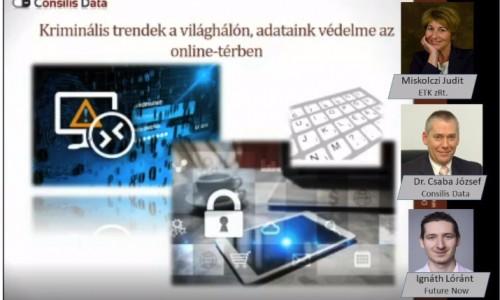 Kriminális trendek a világhálón